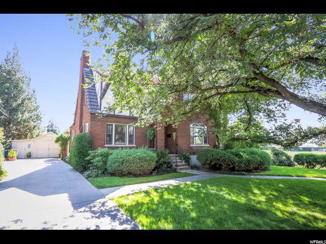 1836 E Atkin Ave S, Salt Lake City, UT 84106 (#1630596) :: Keller Williams Legacy