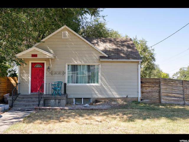 3601 S Jefferson E, Ogden, UT 84403 (#1630606) :: Exit Realty Success