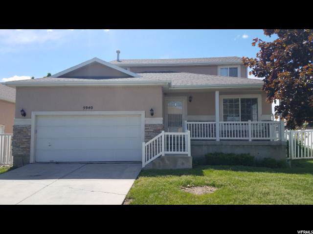 5940 S S Old Fashion Pl, Taylorsville, UT 84123 (#1630608) :: Exit Realty Success