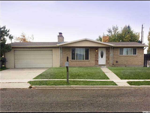 4278 S 4625 W, West Valley City, UT 84120 (#1630612) :: RE/MAX Equity