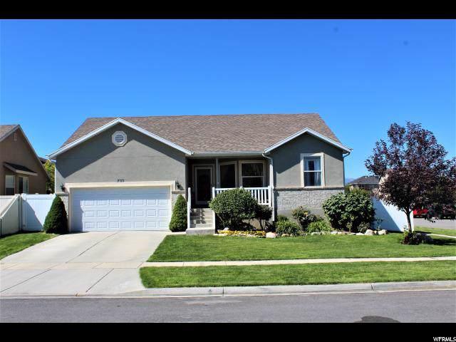 733 N Devonshire W, Saratoga Springs, UT 84045 (#1630617) :: Colemere Realty Associates