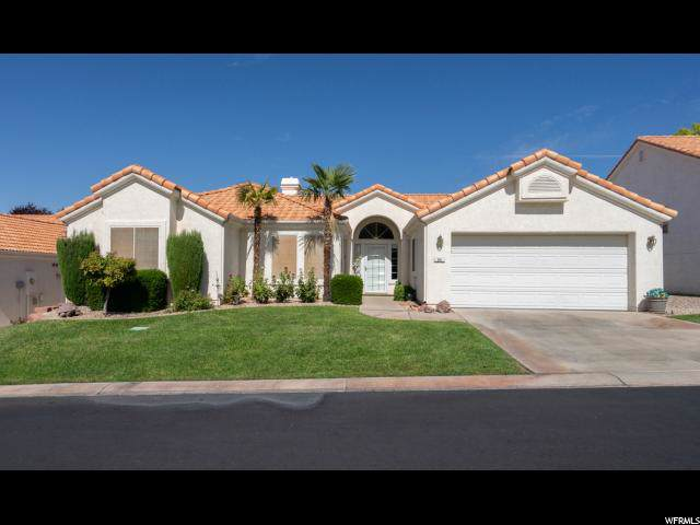 39 S Valley View Dr #84, St. George, UT 84770 (#1630624) :: goBE Realty