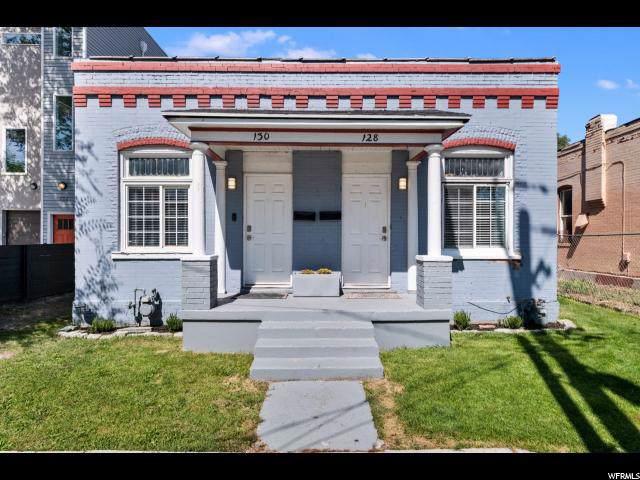 128 W Goltz Ave S, Salt Lake City, UT 84101 (#1630626) :: Colemere Realty Associates