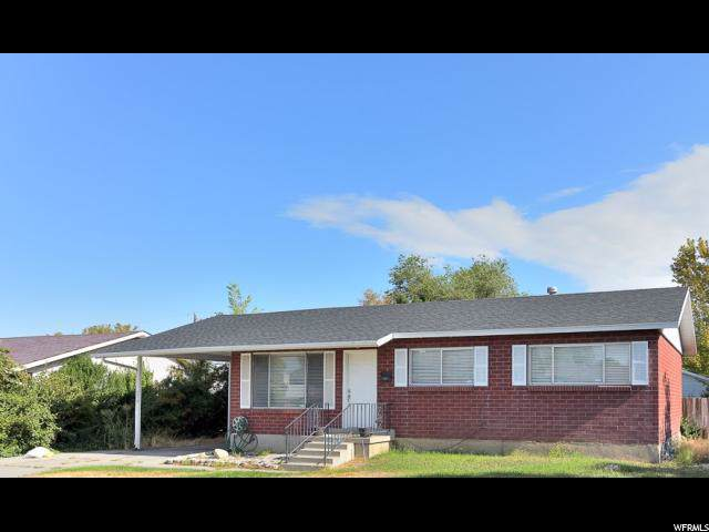 973 Sego Lily Dr, Sandy, UT 84094 (#1630634) :: Doxey Real Estate Group