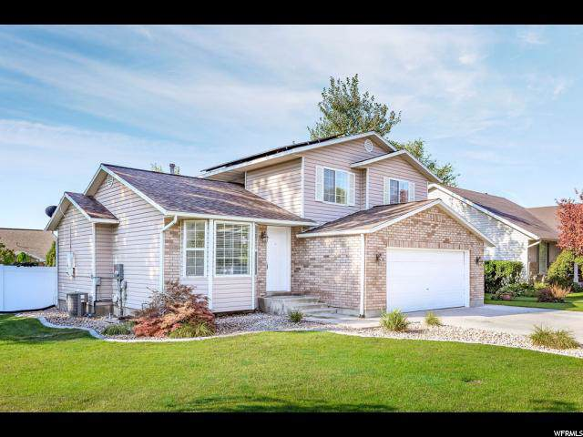 533 W 1000 N, Pleasant Grove, UT 84062 (#1630644) :: Colemere Realty Associates
