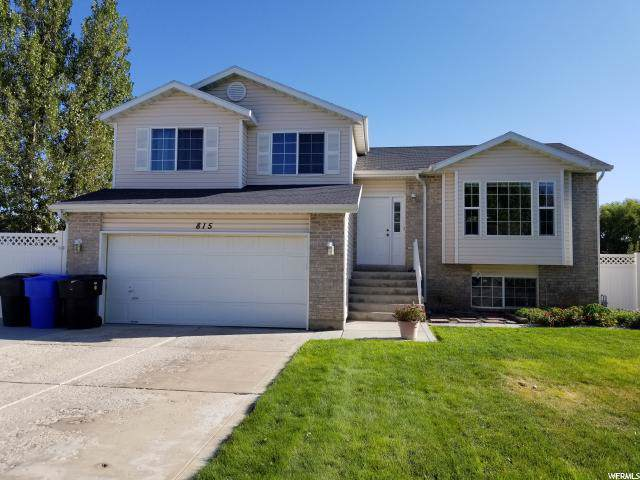 815 W 225 S, Tremonton, UT 84337 (#1630647) :: Exit Realty Success