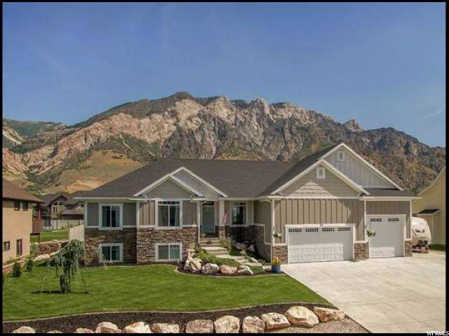 55 S 500 W, Willard, UT 84340 (#1630651) :: Keller Williams Legacy