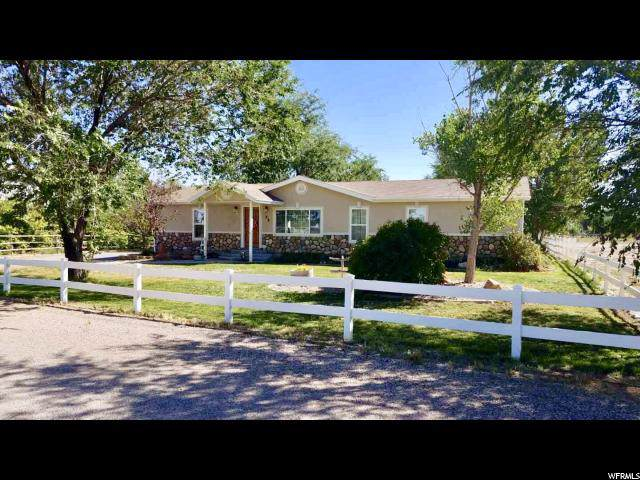 88 E 200 S, Hinckley, UT 84635 (#1630656) :: Bustos Real Estate | Keller Williams Utah Realtors