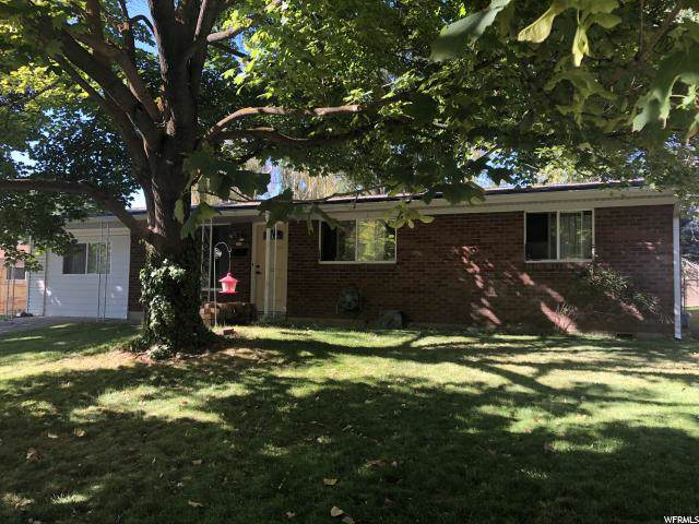 113 W 600 N, Clearfield, UT 84015 (#1630663) :: Doxey Real Estate Group