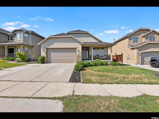 2057 Brooking Dr, Draper, UT 84020 (#1630676) :: Pearson & Associates Real Estate