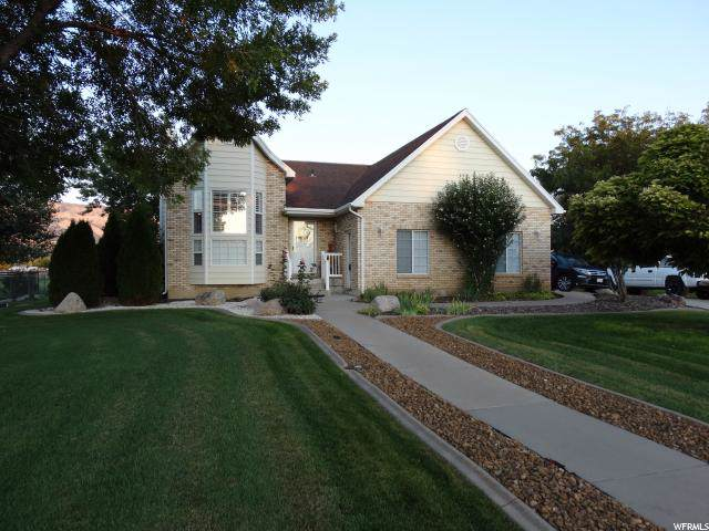 3208 N 2575 W, Farr West, UT 84404 (#1630678) :: Colemere Realty Associates