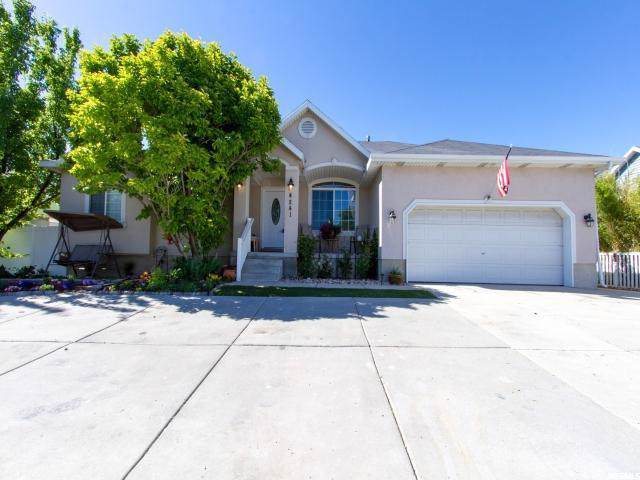 4241 W 4100 S, West Valley City, UT 84119 (#1630683) :: RE/MAX Equity