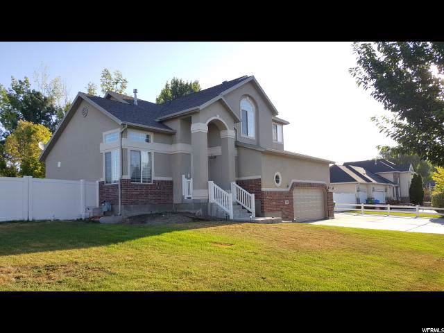 2588 W 13220 S, Riverton, UT 84065 (#1630694) :: Colemere Realty Associates