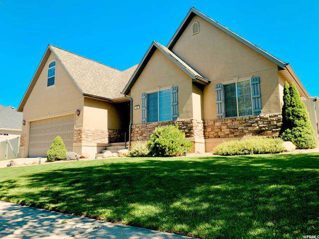 263 S 1200 E, Payson, UT 84651 (#1630712) :: Red Sign Team