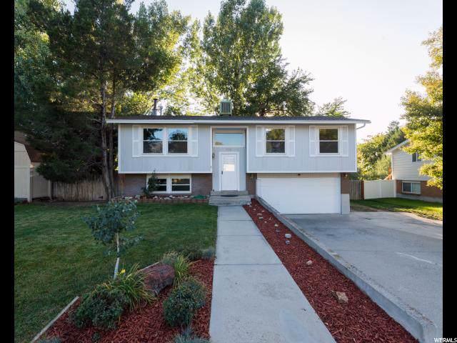 9176 S Laura Anne E, Sandy, UT 84094 (#1630722) :: Big Key Real Estate