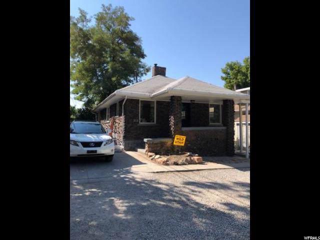 1058 E Markea Ave S, Salt Lake City, UT 84102 (MLS #1630723) :: Lawson Real Estate Team - Engel & Völkers