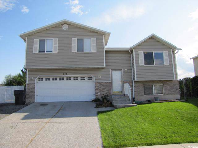 618 E Barbed Wire Dr, Grantsville, UT 84029 (#1630743) :: Colemere Realty Associates
