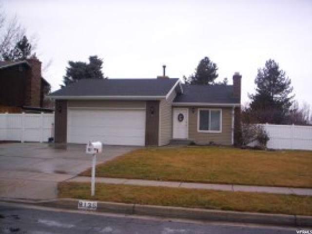 8134 S 805 E, Sandy, UT 84094 (#1630757) :: Big Key Real Estate