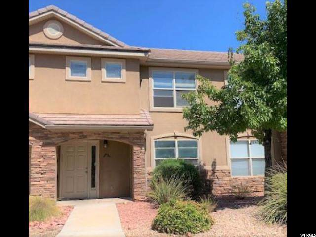 3155 S Hidden Valley Dr #137, St. George, UT 84790 (#1630766) :: Big Key Real Estate