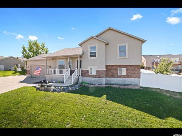 3773 S Lake Vista Dr, Saratoga Springs, UT 84045 (#1630769) :: Big Key Real Estate