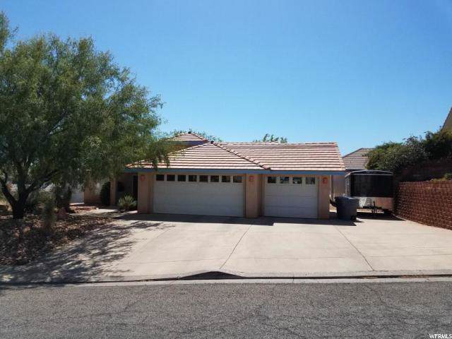 2054 E 140 S, St. George, UT 84790 (#1630793) :: RE/MAX Equity