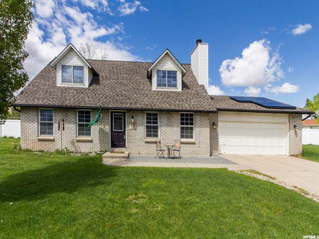 1481 N Willowbrook Dr W, West Bountiful, UT 84087 (#1630798) :: Big Key Real Estate