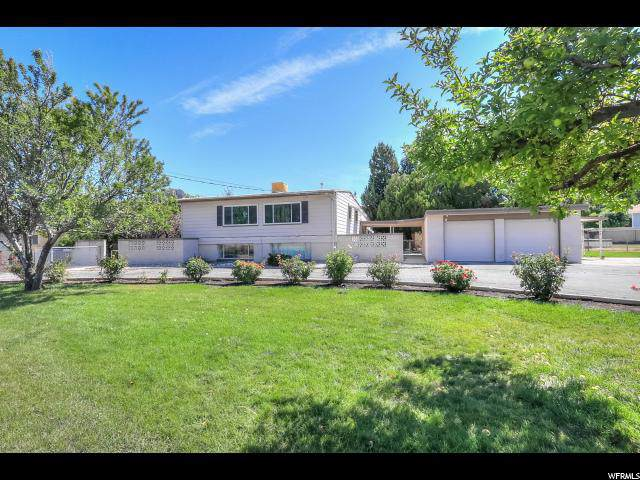 3855 W 4100 S, West Valley City, UT 84120 (#1630816) :: Colemere Realty Associates