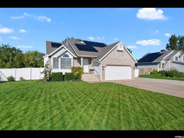 2052 Allison Way, Syracuse, UT 84075 (#1630819) :: Big Key Real Estate
