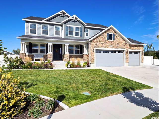 12039 S Sprout Cir W, Riverton, UT 84065 (#1630826) :: Colemere Realty Associates