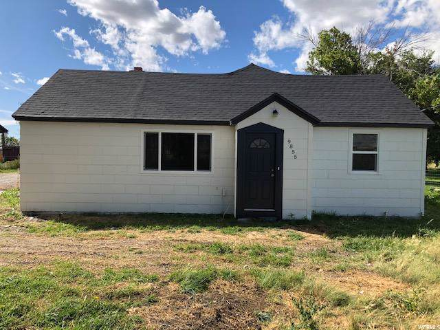9855 N 7600 W, Tremonton, UT 84337 (#1630852) :: Exit Realty Success