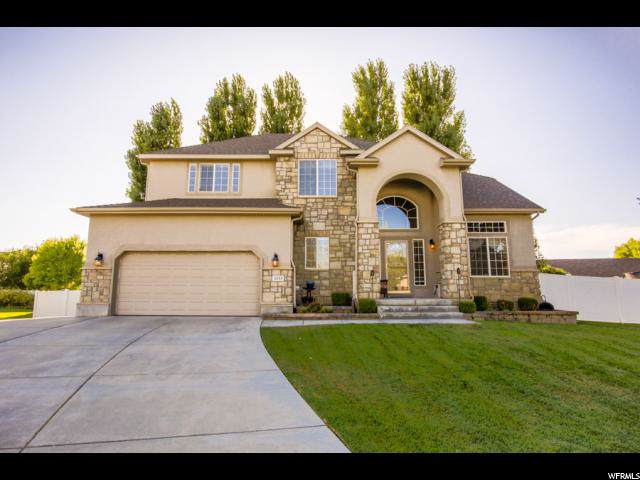1133 N 1230 W, Clinton, UT 84015 (#1630867) :: Big Key Real Estate