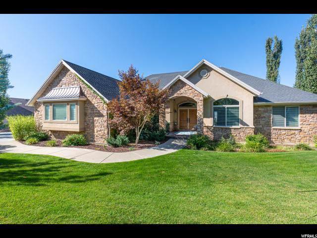 4489 Cottonwood Dr, Pleasant View, UT 84414 (#1630872) :: Exit Realty Success
