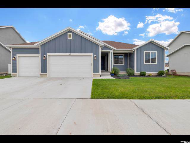 287 W Box Creek Dr N, Stansbury Park, UT 84074 (#1630886) :: Colemere Realty Associates