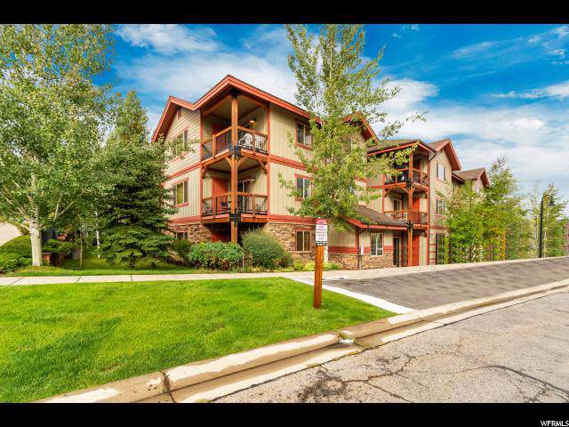 5501 N Lillehammer Ln #4102, Park City, UT 84098 (MLS #1630889) :: High Country Properties