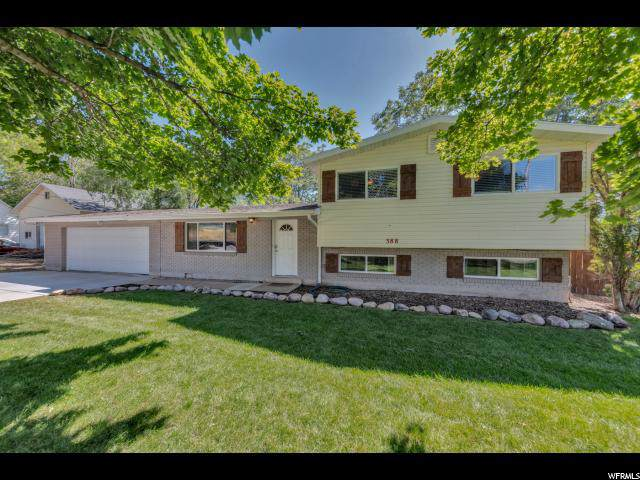 388 E 2625 N, Layton, UT 84041 (#1630896) :: Exit Realty Success
