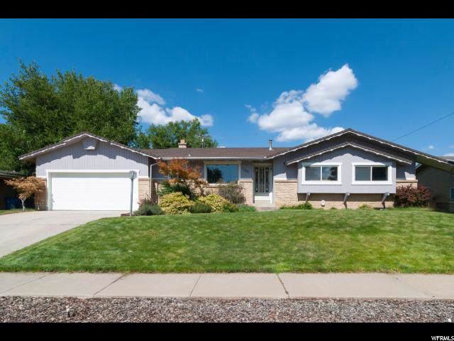 764 E Panorama Dr S, Ogden, UT 84403 (#1630905) :: Exit Realty Success
