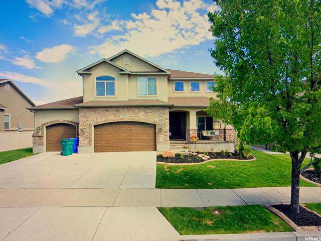 13562 Buckeye View Way W, Riverton, UT 84096 (#1630913) :: Colemere Realty Associates
