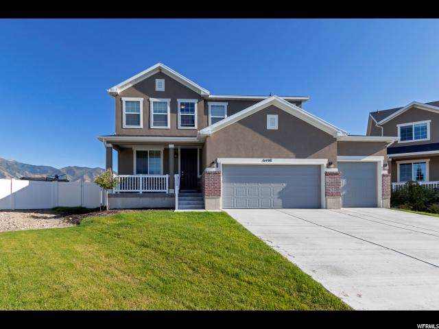 6498 N Valley Point Way, Stansbury Park, UT 84074 (#1630920) :: Colemere Realty Associates