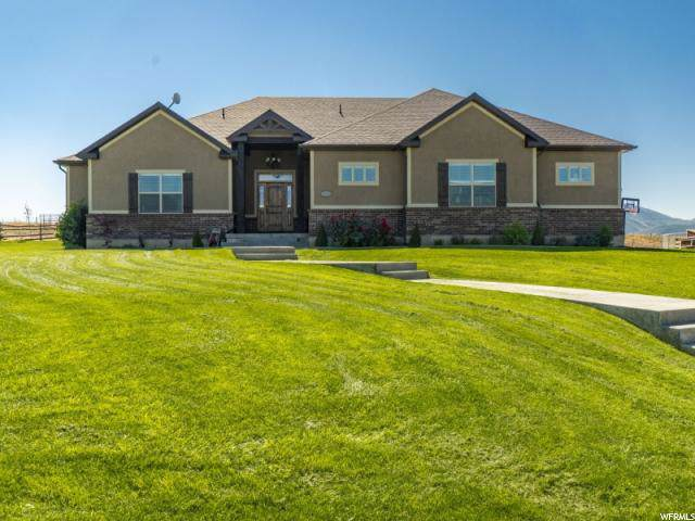 2870 W 6500 S, Wellsville, UT 84339 (#1630926) :: RE/MAX Equity