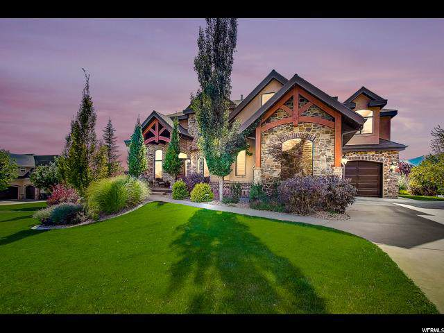 12459 N Wildflower Ln W, Highland, UT 84003 (#1630936) :: Colemere Realty Associates