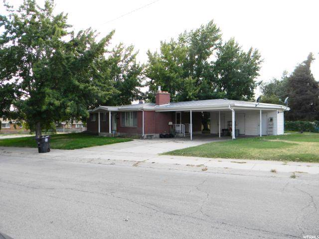 658 N 200 W, Clearfield, UT 84015 (#1630957) :: Red Sign Team