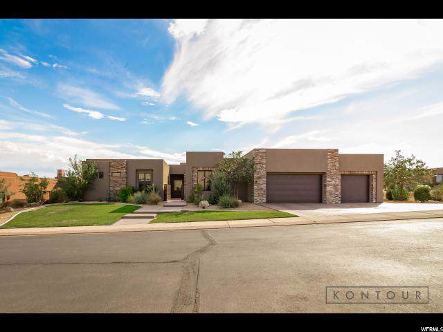 2059 W Long Sky Dr, St. George, UT 84770 (#1630974) :: Exit Realty Success