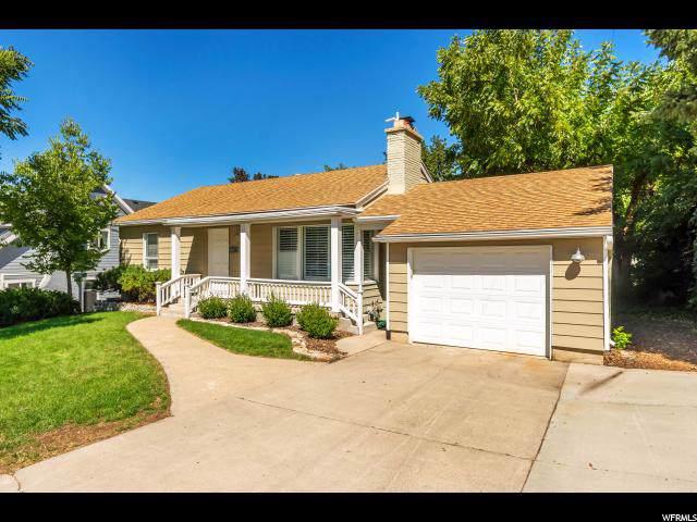 2895 E Morningside Dr, Salt Lake City, UT 84124 (#1630978) :: Colemere Realty Associates