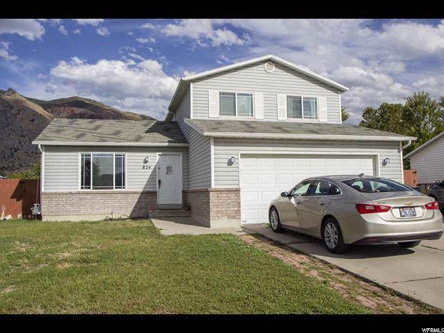 824 N 350 W, Springville, UT 84663 (#1630987) :: Colemere Realty Associates