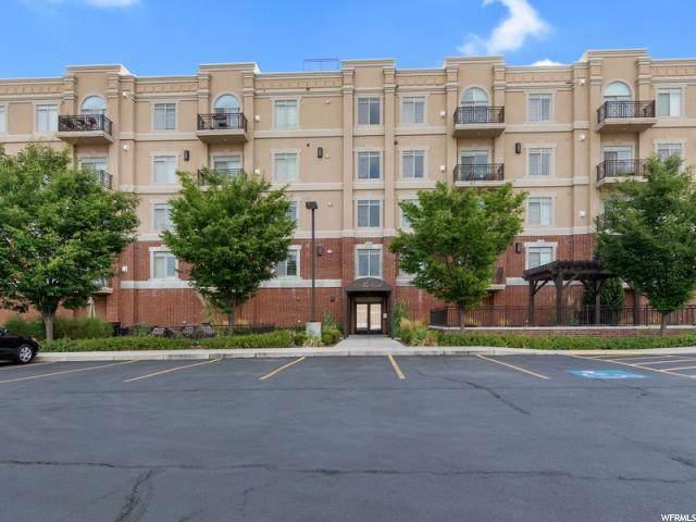 3944 S 900 E #306, Salt Lake City, UT 84124 (#1631001) :: Colemere Realty Associates