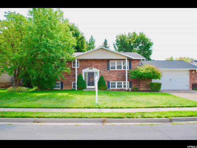 34 E Monticello Dr S, Kaysville, UT 84037 (#1631018) :: The Fields Team