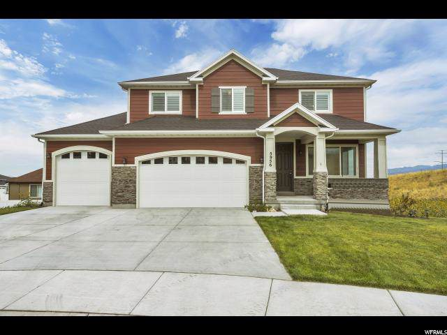 5956 W Lone Juniper Cir, West Valley City, UT 84128 (#1631021) :: Colemere Realty Associates
