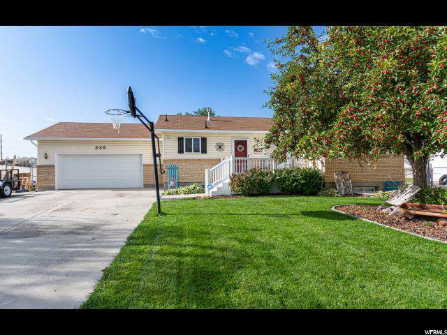 235 Willow Ln, Garland, UT 84312 (#1631061) :: Exit Realty Success