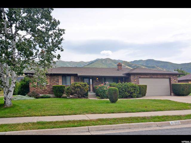 750 Cherrywood Rd, Kaysville, UT 84037 (#1631065) :: Exit Realty Success
