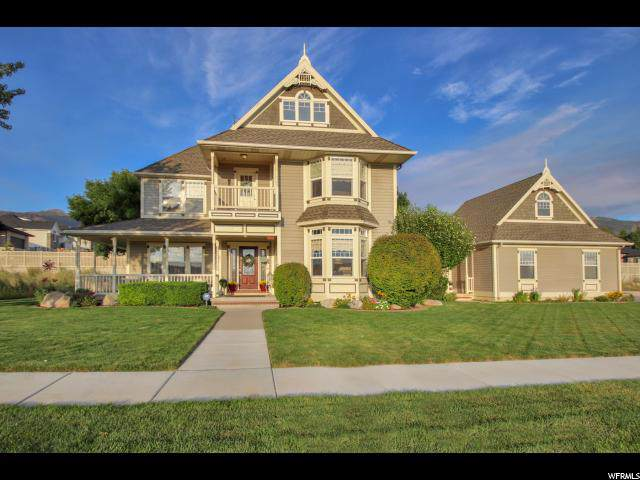 689 S 550 E, Kaysville, UT 84037 (#1631073) :: Keller Williams Legacy